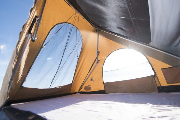 NaitUp tente de toit avec matelas