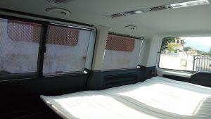 VW-T6-Multivan-interieur-lit
