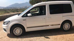 VW caddy beach 2.0 TDI 102CV